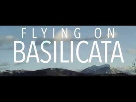 Flying on Basilicata