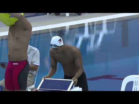 swimming freestyle men sea games 2015 - philippines win