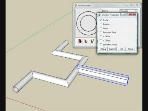 Plugin] Profile Builder Free Edition • sketchUcation • 1