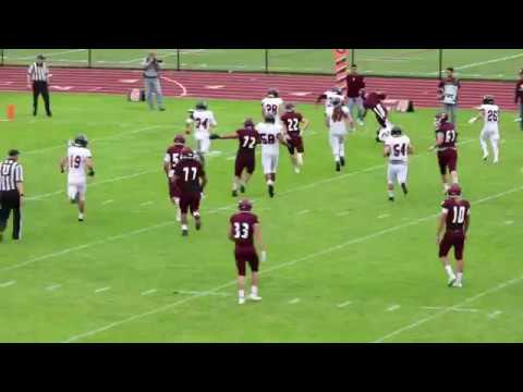 Football vs. Occidental (09.09.2017)