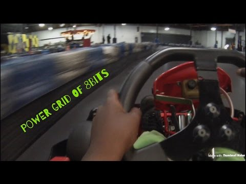GoKart Racing with No power.