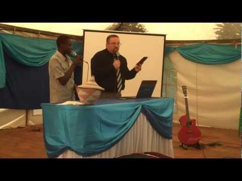 Manhood Forum 2012 at Return Ministries in Uganda