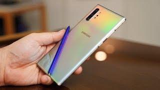 Samsung Galaxy Note10+ [+KONKURS!] - recenzja, Mobzilla odc. 501