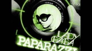 Lady Gaga - Paparazzi Acoustic Instrumental (Guitar)