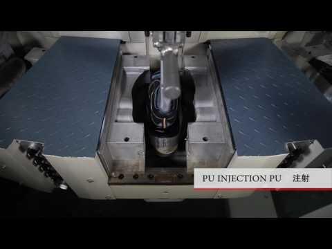 TPU/PU INJECTION MACHINE