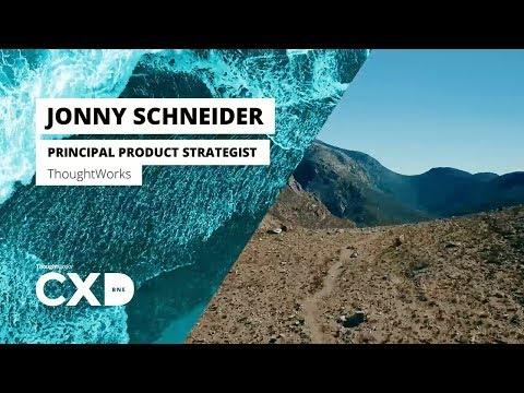 Understanding design thinking, Lean and Agile - Jonny Schneider - CXD 2017