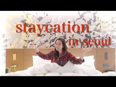 Staycation in Seoul: Cosrx Hotel? ❤️