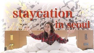 Gambar cover Staycation in Seoul: Cosrx Hotel? ❤️