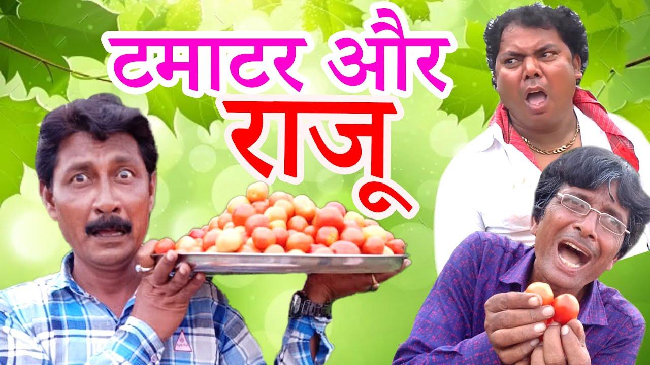 TAMATER AUR RAJU || KHANDESHI HINDI COMEDY ||  Raju Ki Comedy @KHANDESH S.P STAR MOHSIN KHAN