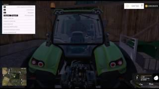 Hier zeigen wir Euch das der Rübenschneider 10.000 Liter Futterrübe verarbeitet. Beim Tierhändler Erdfrüchte abladen und zu welchen Uhrzeiten die Tiere verfügbar sind.