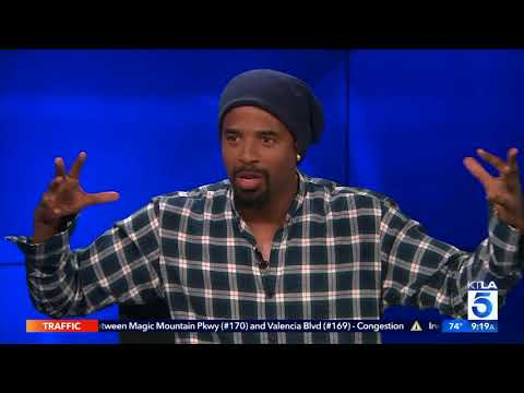 Shawn Wayans Cracks Us Up & Dishes on his Comedy