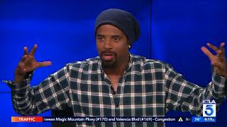 Shawn Wayans Cracks Us Up & Dishes on his Comedy Show