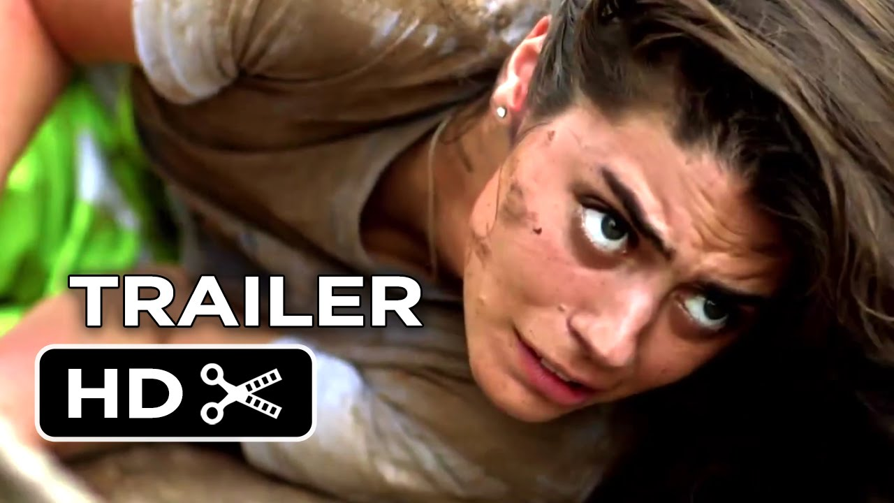 The Green Inferno Official Trailer 1 2015 Eli Roth Horror Movie Hd