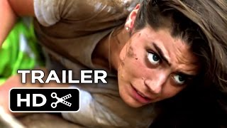 The Green Inferno  Trailer #1  2015  - Eli Roth Horror Movie Hd