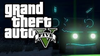GTA 5 Online Multiplayer Funny Moments! (Space Docker Cars and Watermelon Mobiles!)