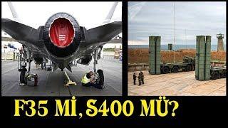 AMERİKA TÜRKİYENİN S400 ALMASINA NEDEN  KIZIYOR? F35