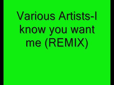 Various Artists-I know you want me (Remix) mp3