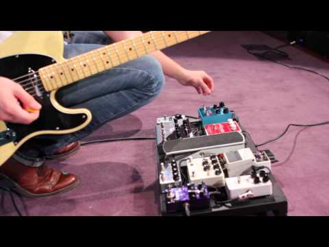 How To Do Guitar Swells