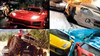 The Demise of Arcade Racing Games
