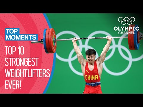 Pound for Pound - Strongest Weightlifters in Olympic history | Top Moments