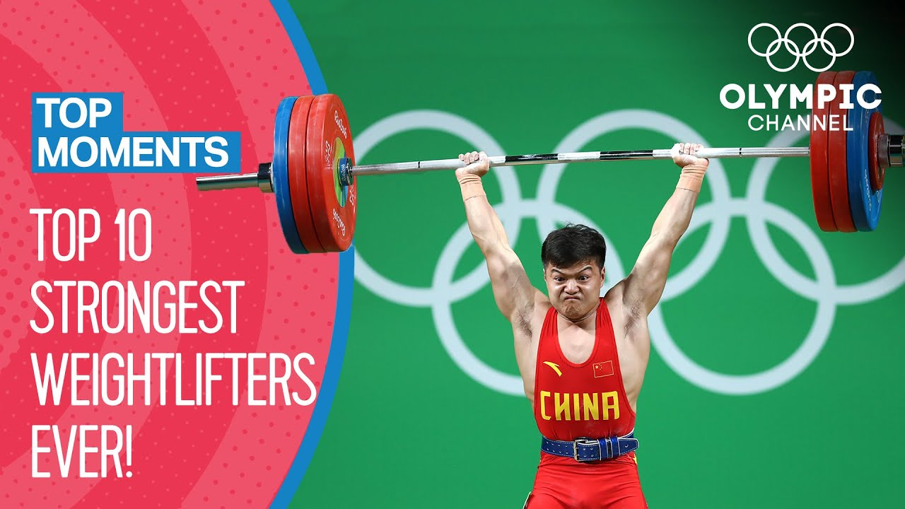 Pound for Pound – Strongest Weightlifters in Olympic history | Top Moments