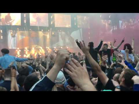 The Stone Roses - I wanna be adored, Etihad Manchester 18/06/16