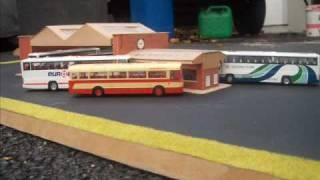 irish Model Irish Bus Éireann By Jim Gibney