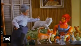 My name is Lion-O | Robot Chicken | Adult Swim