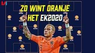 ANALYSE: Zo Wint Oranje Het EK 2020