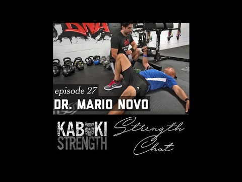Strength Chat #27: Dr. Mario Novo