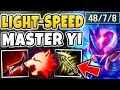 WTF!? MASTER YI CAN ONE-SHOT ENEMIES ACROSS THE MAP?!? HOW IS THIS EVEN FAIR?!? - League Of Legends