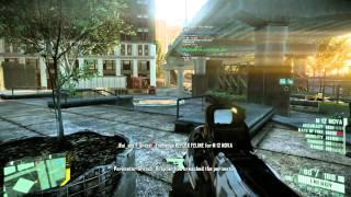 Crysis 2 BETA - Tectonic Shift [HD]