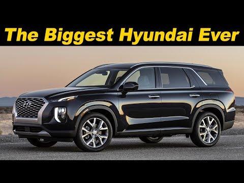 2020 Hyundai Palisade - The Premium Three Row