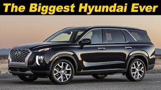 2020 Hyundai Palisade - The Premium Three Row