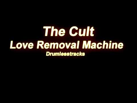 the cult removal machine