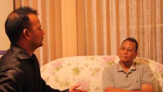 Interview with Deep Shrestha Ji at Narayan Khadka