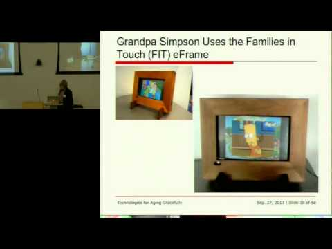 Technologies for Aging Gracefully