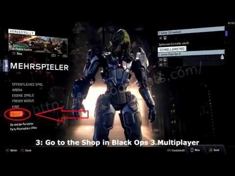 HOW TO: GET FREE COD POINTS (PS4 & XBOX ONE)