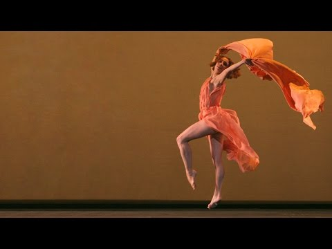 Five Brahms Waltzes in the Manner of Isadora Duncan - Solo (Tamara Rojo, The Royal Ballet)
