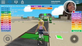 My ROBLOX Stream. come join we are playing alm the games