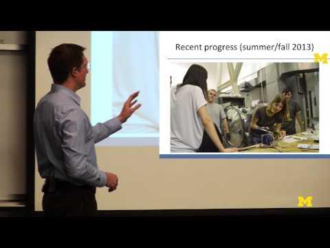Ben Longmier | Plasma Ambipolar Thrusters