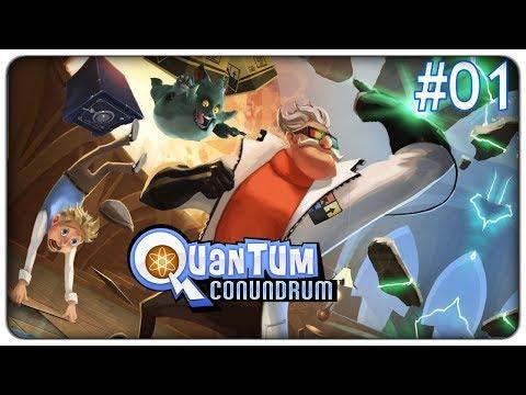 IN VIAGGIO FRA DIMENSIONI PARALLELE | Quantum Conundrum - ep. 01 [ITA]