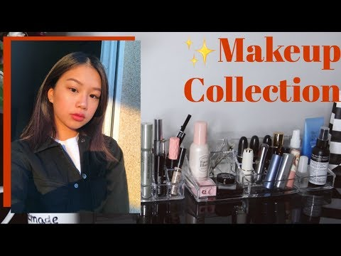 MAKEUP COLLECTION OF A 15 YEARS OLD | Nuria Ma