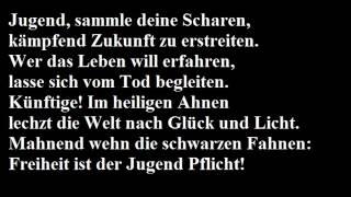 Gesang der jungen Anarchisten (Erich Mühsam, 1925) - Christoph Holzhöfer