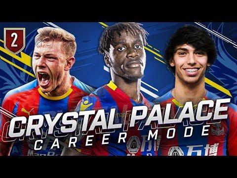 FIFA 19 CRYSTAL PALACE CAREER MODE 2 - NEW AMAZING FUTURE ICON STRIKER TRANSFER