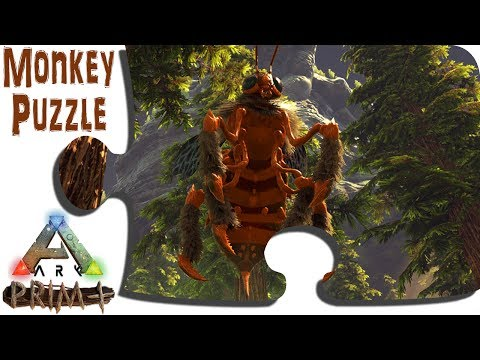 ARK Primitive Plus + v1.5 - Flame Arrows & Giant Bee Success - Ep 18 - ARK DLC Conversion