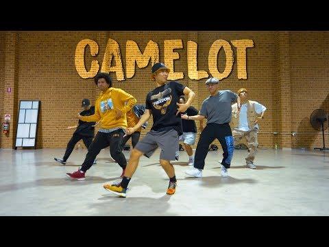 NLE Choppa - Camelot | JEFFERY HU CHOREOGRAPHY