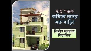 অল্প টাকায় ছোট্ট সুন্দর একটি বাড়ি নির্মাণের কথা ভাবছেন ? বিস্তারিত জেনে নিন || Low Cost House Design