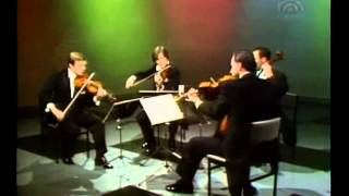 Mozart, Streichquartett B Dur KV 458   Wiener Streichquartett
