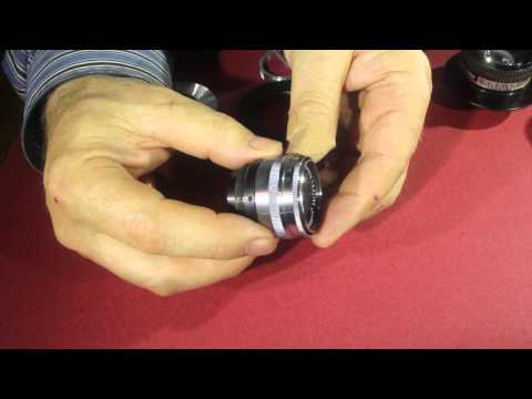 Tutorial for Using Enlarger Lenses in Macro Photography and Image Stacking